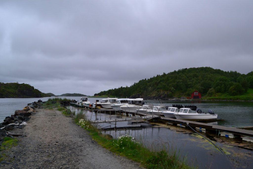 Leka Camping Hafen