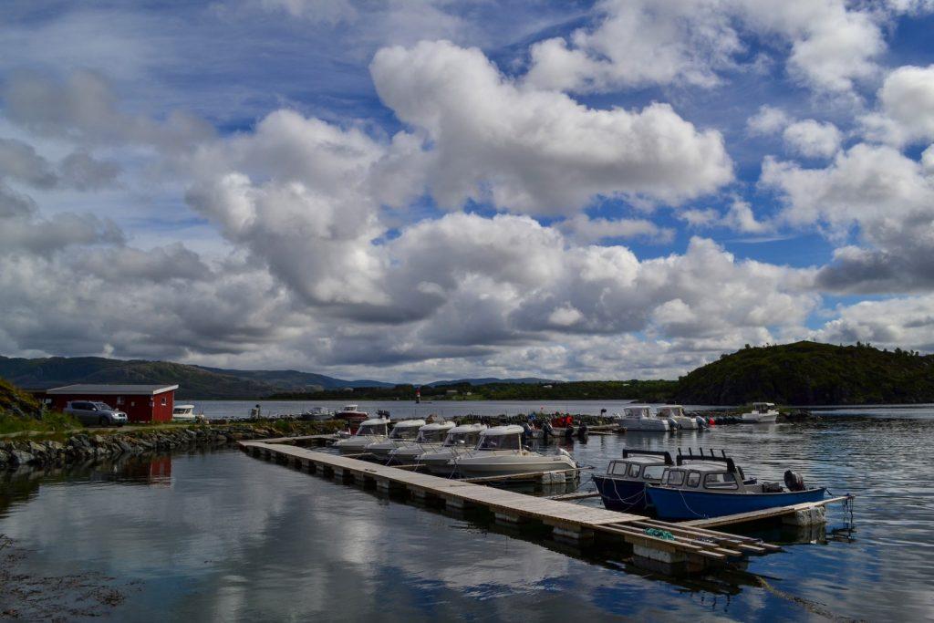 Leka-Camping Hafen